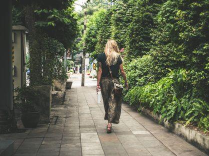 Bangkok - Sidewalk View