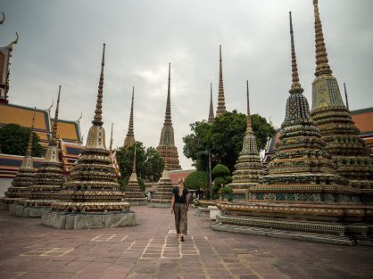 Bangkok - Wat Pho 1