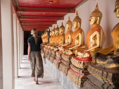 Bangkok - Wat Pho 2