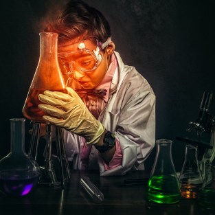The Mad Scientist (1)