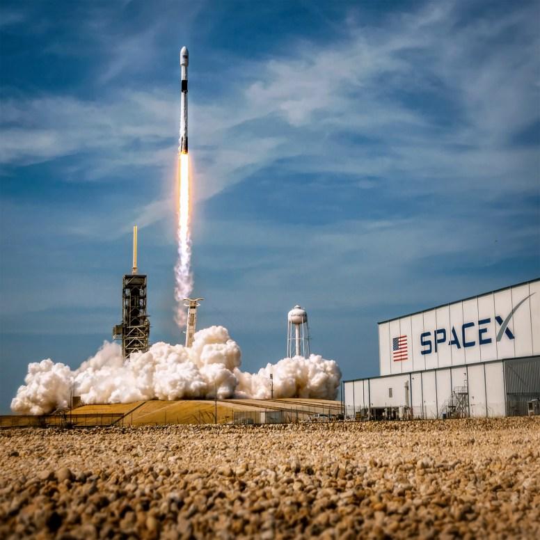 Bangabandu1_SpaceX_Hanger