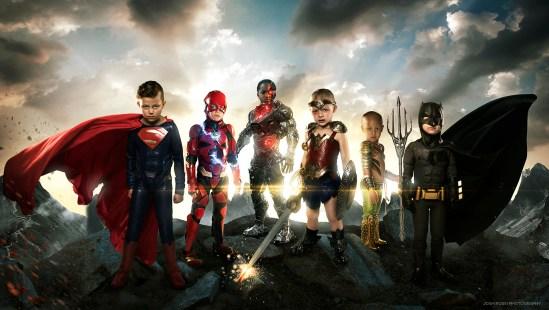Justice League Group
