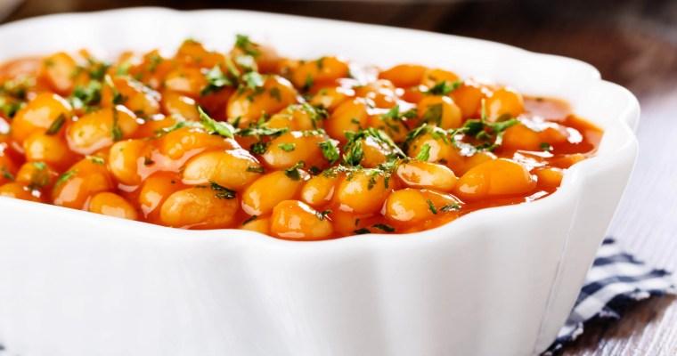 Vegan BBQ Baked Beans