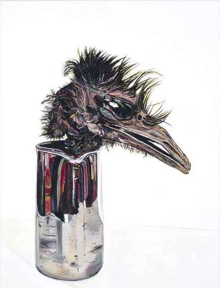 Emma Lindsay, Studio Oddity Emu Head