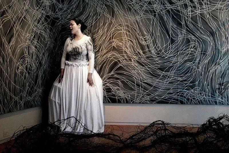 Hannah Quinlivan, Arrhythmia, 2016