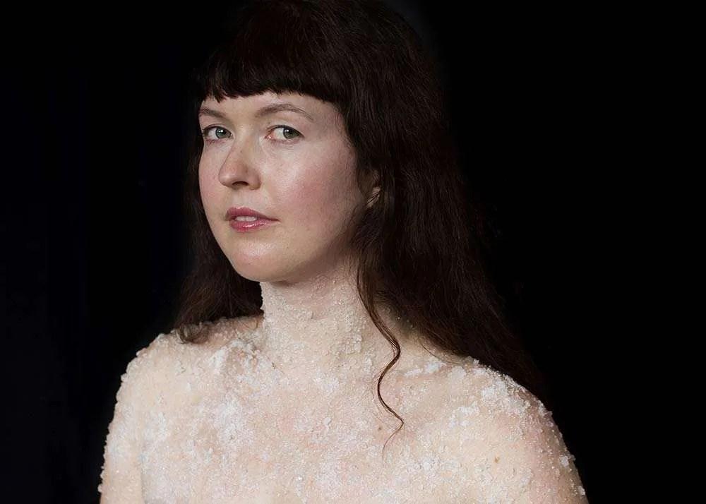 Hannah Quinlivan   Portrait by Ilona Nelson