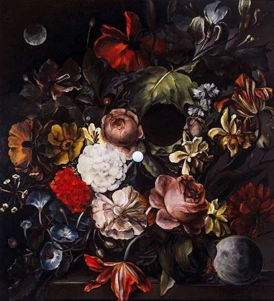 Karla Marchesi, Deep Space, Small Death, 2017
