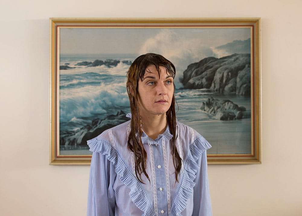 Portrait Of Australian Artist Indigo O'Rourke, By Ilona Nelson For This Wild Song