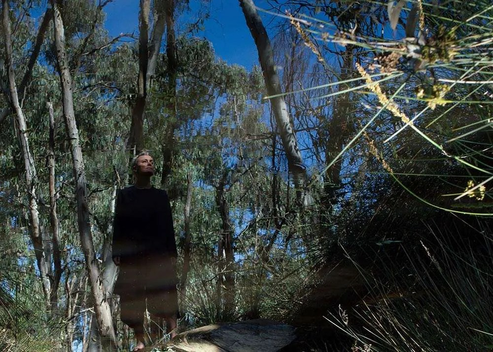 Portrait of Australian artist Belinda Fox, by Ilona Nelson for This Wild Song