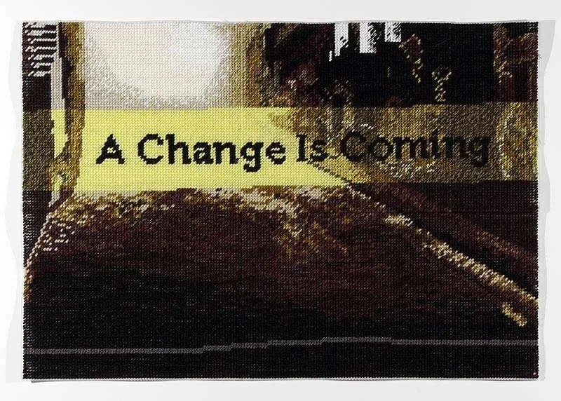 Michelle Hamer, A Change is Coming.