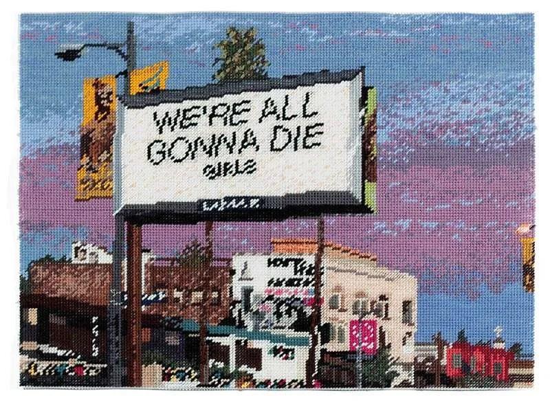 Michelle Hamer, We're All Gonna Die.