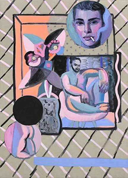 Companion Peice By Yvette Coppersmith. Yvette Is An Australian Artist Featured In This Wild Song. She Will Partake In A Forum At Bendigo Art Gallery In October 2017.