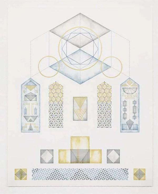Artwork by Yuria Okamura