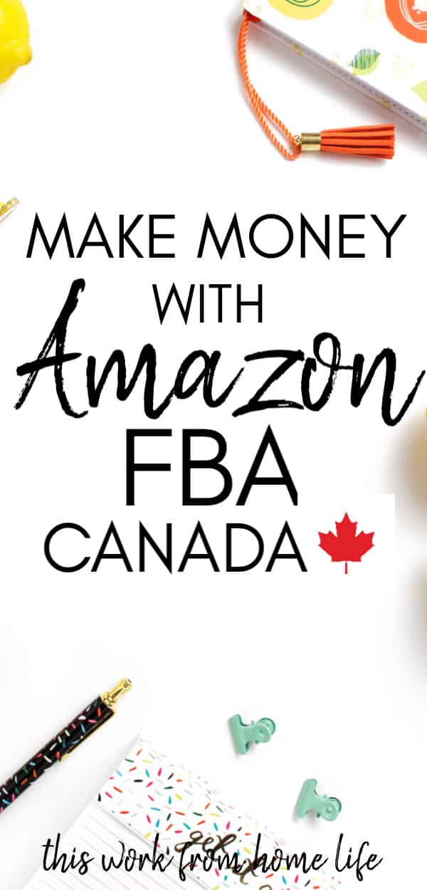 amazon fba calculator canada