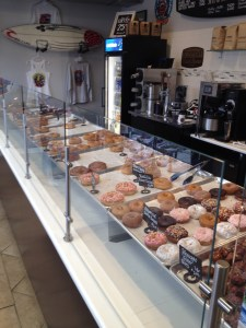 Surfside Donuts in Pismo Beach