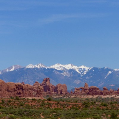 Return to Utah: Moab
