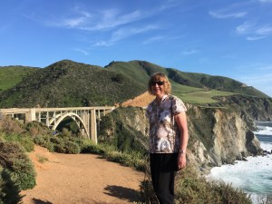 The Bixby Bridge on Big Sur - wow!