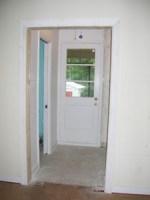 Laundry - New Doorway