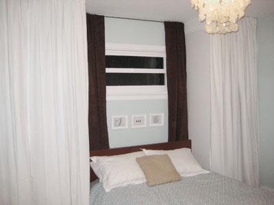 Actual Bedroom