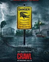 Crawl 2019: địa đạo cá sấu tử thần 13
