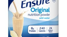Ensure Powder