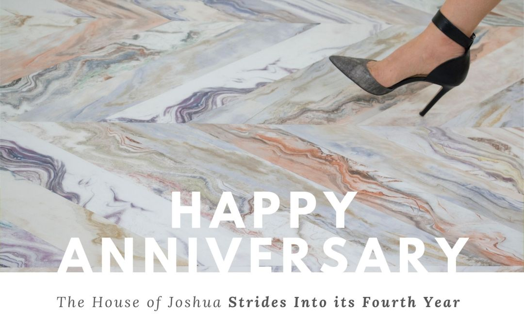 The House of Joshua Strides Into its Fourth Year
