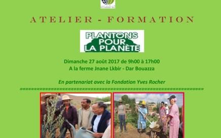 Les ateliers de l'agro-écologie