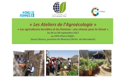 les ateliers de l'agroecologie au cipa