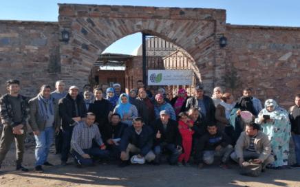 Initiation Sensibilisation de la Fédération Nationale du Secteur Agricole au CIPA-Pierre Rabhi - Janvier 2019