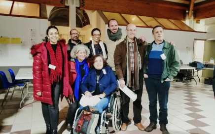 THM à l'évènement BEDE et CCFD TERRE SOLIDAIRE en France