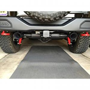 magnaflow axle back dual exhaust system