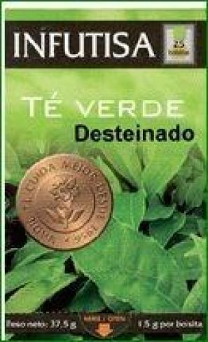 Image result for infutisa te verde desteinado