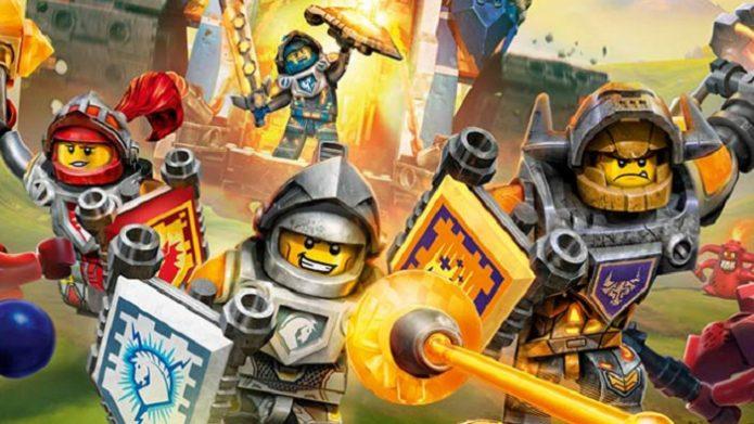 Hiệp Sĩ Nexo Phần 3 - Nexo Knights 2017 HTV3