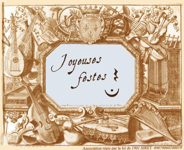Joyeuses festes ….