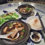Meat in Claypot, Bandar Utama