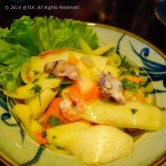 Goi Xoai Hai San (Seafood Mango Salad)