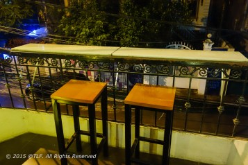 Second floor - Balcony seats