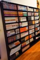 Manga Bookcase