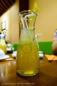 Kumquat Juice - Nước Tắc