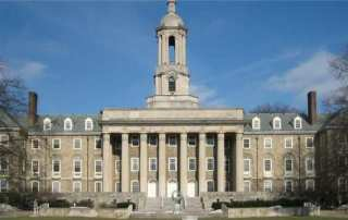 Thomarios Renovates Historic Old Main Library At Penn State University