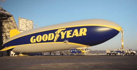 blimp airship 1