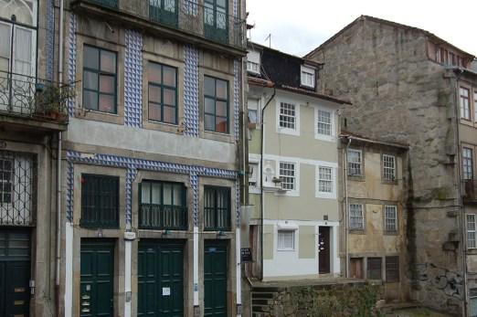 Porto Fassaden