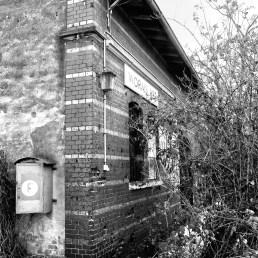 Alter Bahnhof Worms