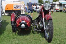 Triumph Seitenwagen