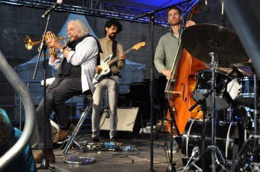 Enrico Rava Wild Dance Quartet