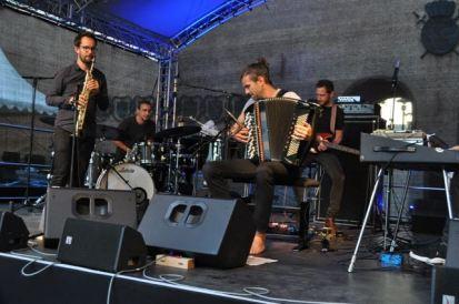 Vincent Peirani Quintett