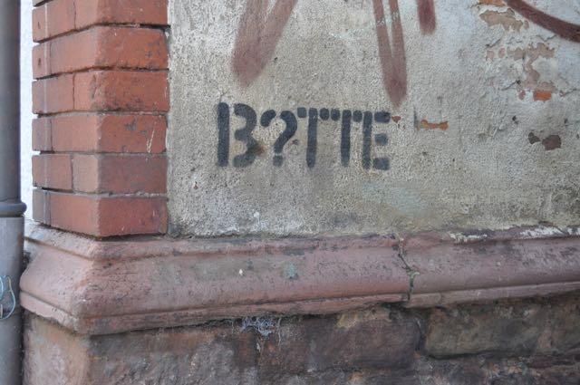 Michelstadt Graffiti