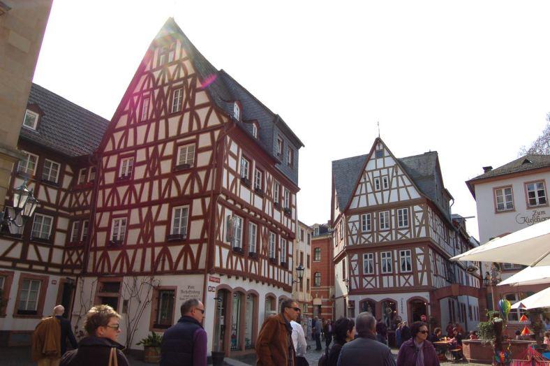 Mainz Fachwerk
