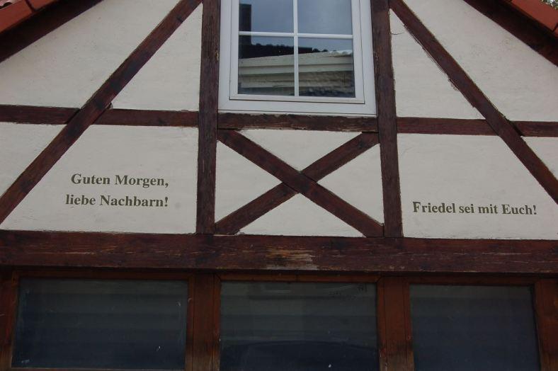 Osthofen Fachwerk