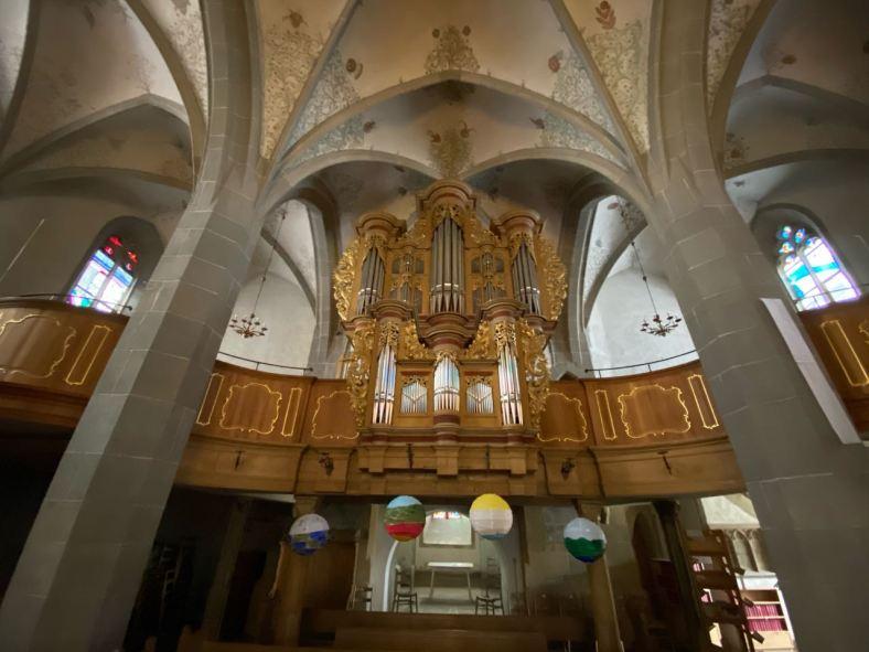 Orgel St. Matthias - Bad Sobernheim